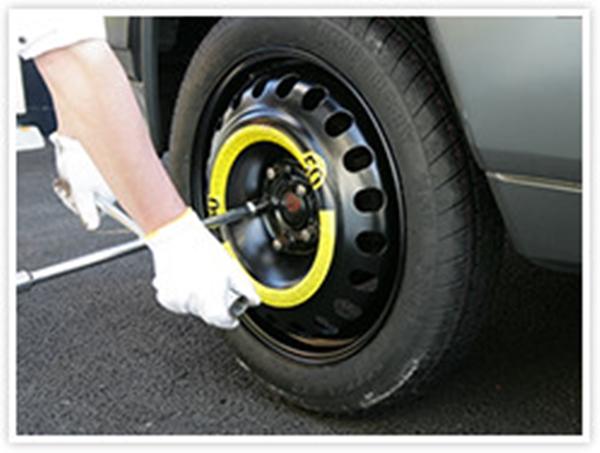 ホンダステップワゴンのタイヤ交換をしたい!交換方法を紹介!
